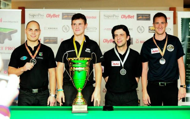 bpl-2013-men-top3 - Pēteris Ermansons -Cue Sport LV